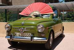 antiguo parasol