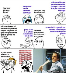 -Troll (Meme Adictos) Tags: guy comics alone lol patrick rage meme ...