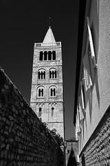 Church Tower Rab City (Rundform) Tags: tower church croatia architektur adria rab tamron1750mmf28 canoneos400d