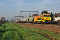 1101 RRF, Kermt (RobbyH83) Tags: rrf g2000 railfeeding