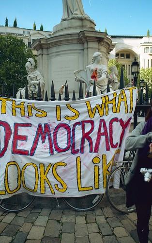 From flickr.com: Democracy! {MID-134669}