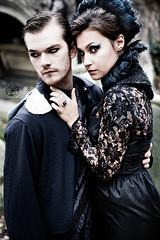 CROW and RAVEN (Roberta Facchini) Tags: london fashion wolf crow raven roberta facchini ruobby robertafacchini rfpeople wwwrobertafacchinicom