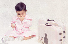 "Baby girl ""N"" (Rawan Mohammad ..) Tags: boy baby cute art girl kids nikon artist photographer little photos mohammad rn   2011 rawan            rnona"
