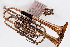 Trompete (Patrik Klaus) Tags: musik trompete spiegelungen