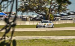 Porsche GT3 Cup (Murph32256) Tags: nikon sebring d90 flyinglizard v8vantage gt3rsr 12hoursofsebring afcorse bmwm3gt audir18 bmwteamrll fiawec 60thsebring