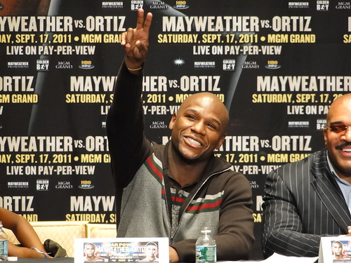 Floyd Mayweather by SportsAngle.com, on Flickr