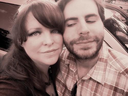 Jen and Greg