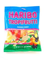 Haribo Tropifrutti Bag