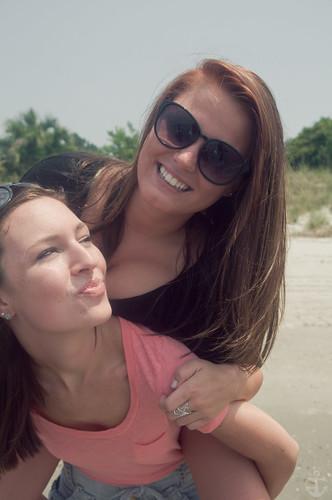 Katie & Maddie