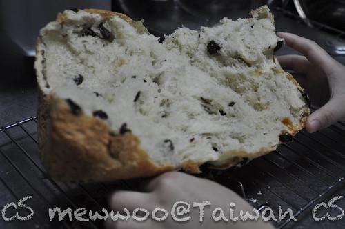葡萄乾麵包