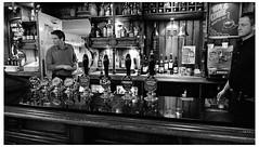 Sanctuary House Pub (swanksalot) Tags: blackandwhite bw london bar pub drinking swanksalot sethanderson