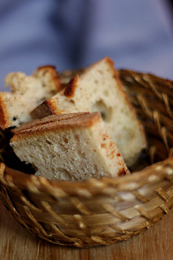 Frenchie wine bar bread