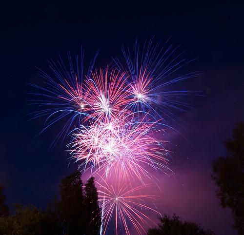 Day 185/365: Goleta Fireworks Festival