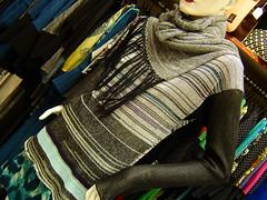 (plyades-ropa tejida) Tags: argentina thread fashion moda cotton pashmina seda ropa textil algodon tejido tejida pleyades