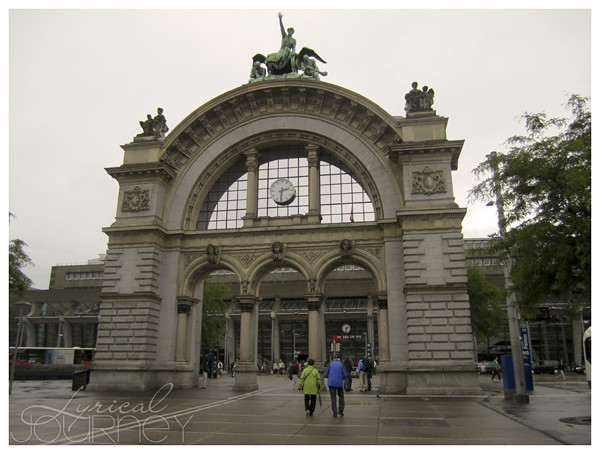 Luzern Train Station