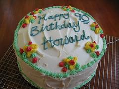 Cake by Lisa B for senior