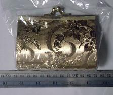 dompet hollow emas besar