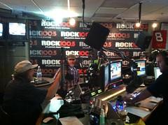 KK @ Rock 100.5