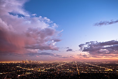 Home, let me come home [Explored] (Edwin_Abedi) Tags: california city light sunset colors clouds landscape losangeles observatory socal griffithobservatory griffith frontpage