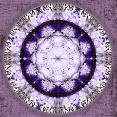 galactic transmission (SueO'Kieffe) Tags: digital crystal mandala meditation spiritual ascension auraliteamethyst