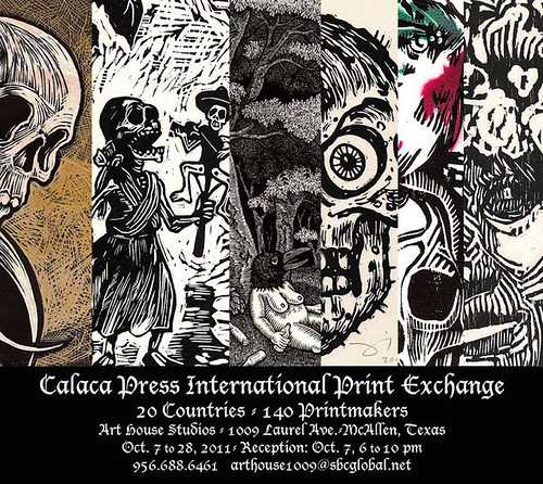 Calaca Press Art House Studios