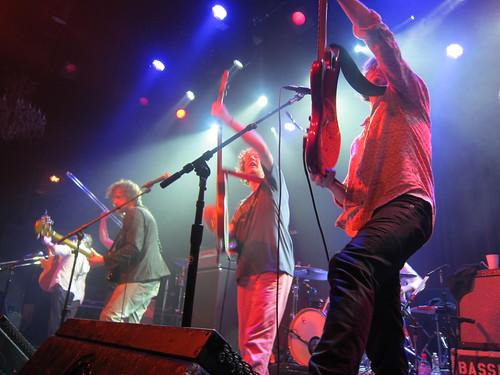 Broken Social Scene, the Fillmore, 10-1-11