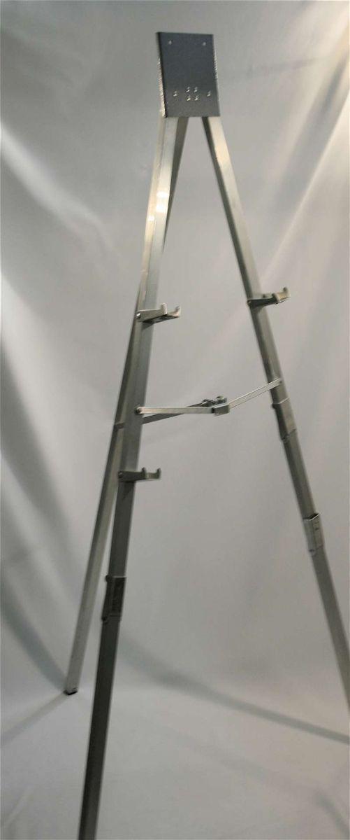 Aluminum Easel (lg size)