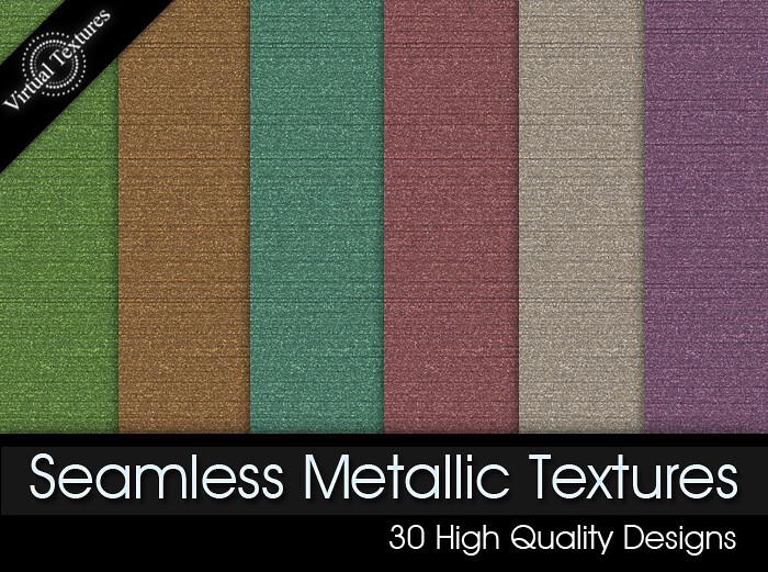 [VT] Metallic Textures