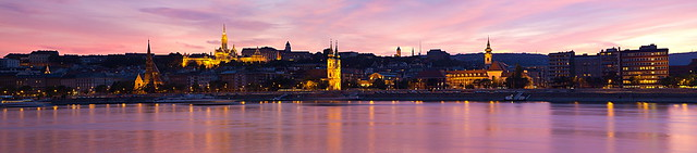 Budapest evenings