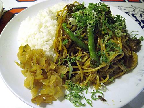 2011年10月3日の昼ご飯