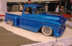 2011 Long Beach Motorama (KID DEUCE) Tags: chevrolet beach truck long pickup chevy hotrod carshow streetrod customcar kustom motorama stepside 2011