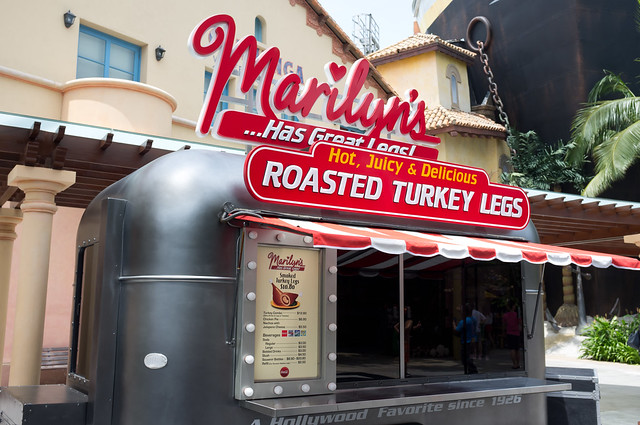 Marilyn's Roasted Turkey Legs
