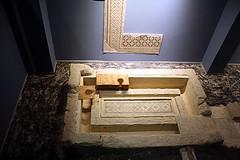 Gaziantep. Museu dels mosaics de Zeugma. Resti...