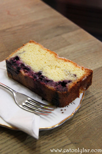 Blueberry and lemon cake, Tea and Cake