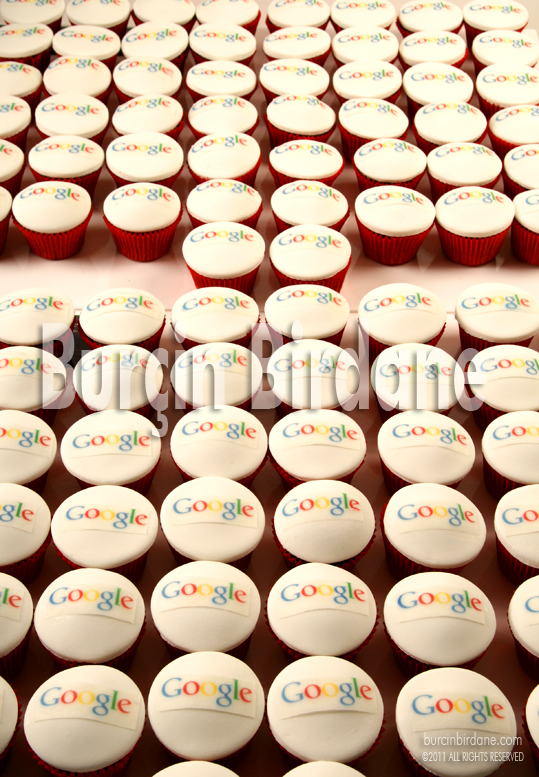 Kurumsal cupcake