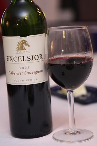 Excelsior Cabernet Sauvignon 2009