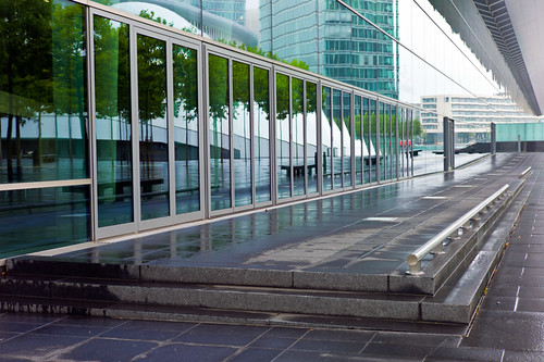 Luxembourg-Kirchberg by Fotosilber