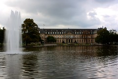 das Neue Schloss (washingtonydc) Tags: germany deutschland neueschloss