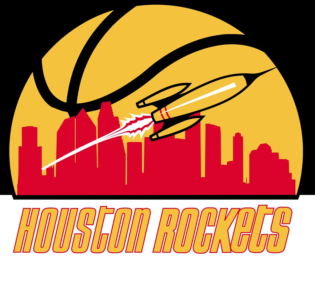 houston rockets old logo pictures to pin on pinterest