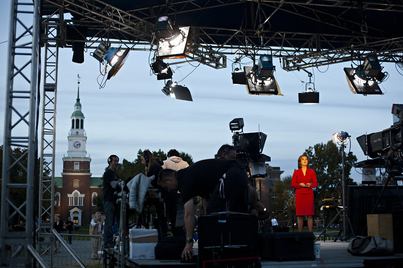 Republican Presidential Debate at Dartmouth College