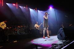 Brathanki (Marcin Sowa) Tags: light woman girl concert nikon krakow scene sing ambient concerts manual kraków cracow f28 wisła wisla cracovie urodziny singin d300 14mm brathanki wwwmarcinsowacom wwwmarcinsowapl