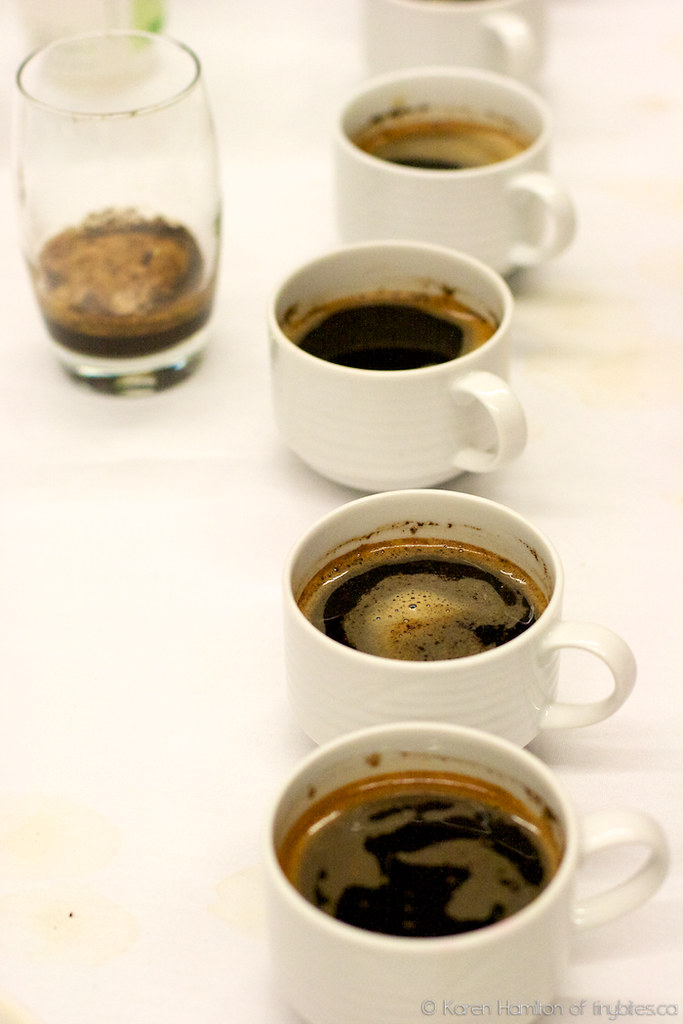 Coffee Cupping Basics