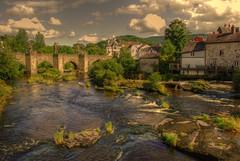 llangollen (Keo6) Tags: river town llangollen blinkagain