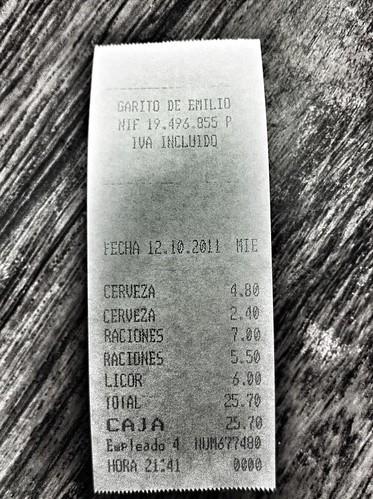 cuentaZaragoza | El Garito de Emilio | Ticket