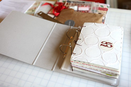 december daily 2011 studio calico album sneak peek