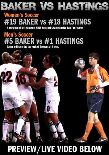 Baker vs Hastings