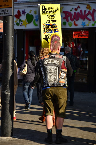 Streetterror - London