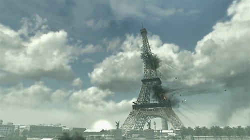 Modern Warfare 3 - Eifel Tower