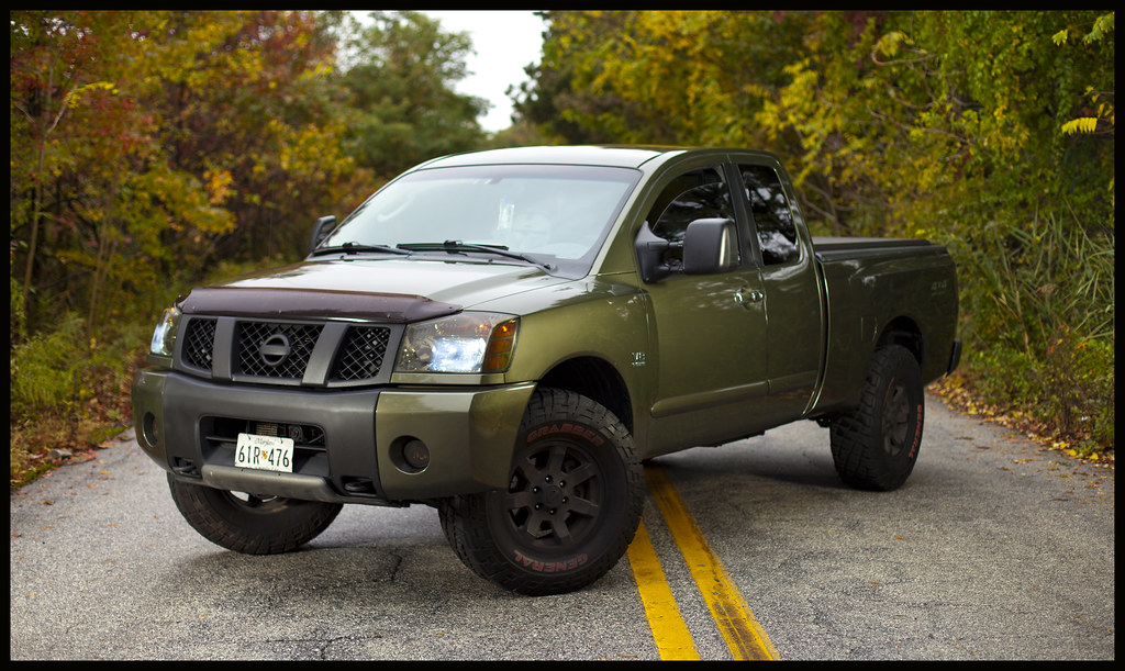 Ride Of The Month Winner Nissan Titan Forum