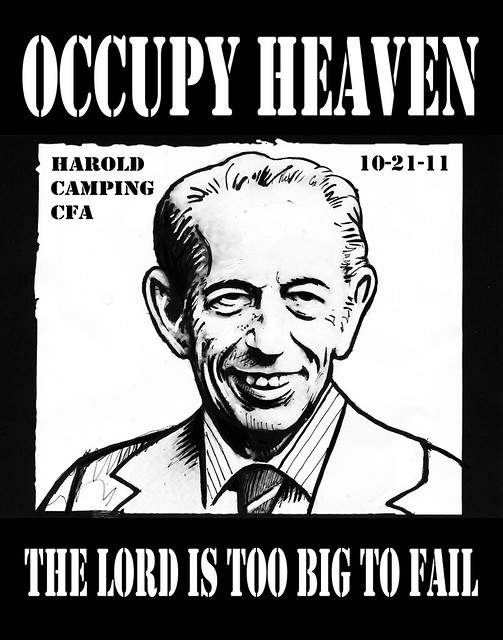 OCCUPY HEAVEN